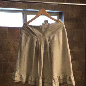 Beautifully detailed skirt
